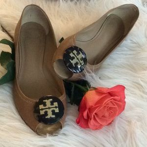 💞TORY BURCH 1💞leather shoes